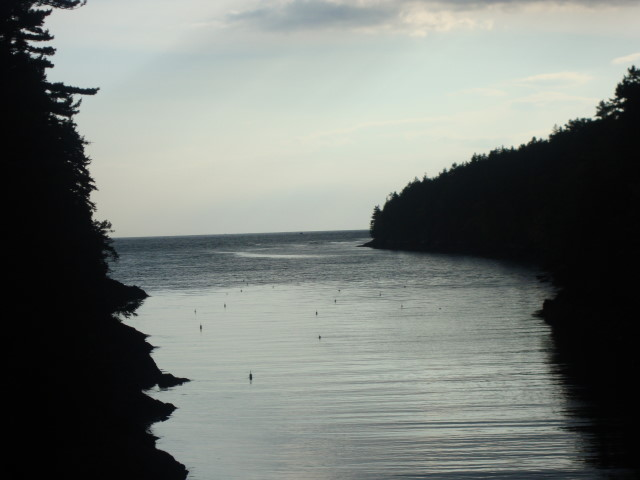 Near Bailey Island ME