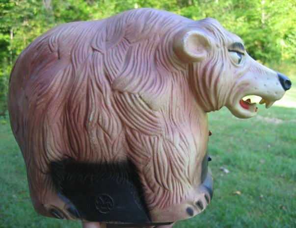Bop A Bear Target