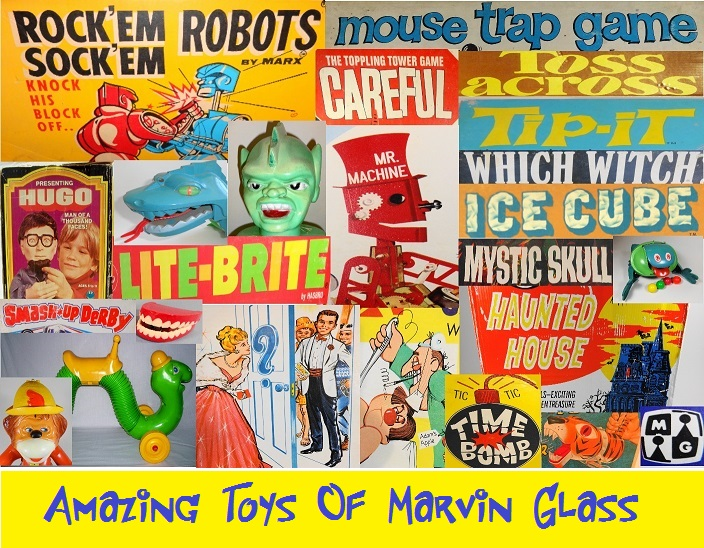 The Amazing Toys of Marvin Glass