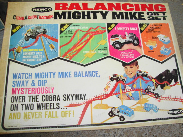 1968 Mighty Mike - Factory Sealed before photos!