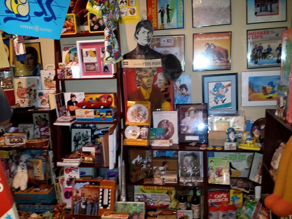 Collectors Room TimeWarp Vintage Toys