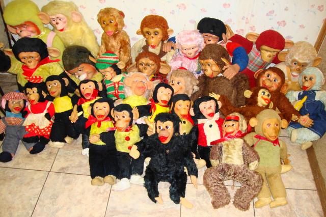 Vintage Monkey Lot