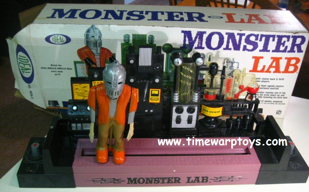 1964 Monster Lab by Ideal