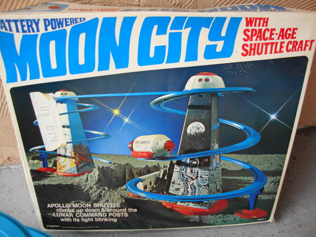 Moon City 1970 by Cragstan