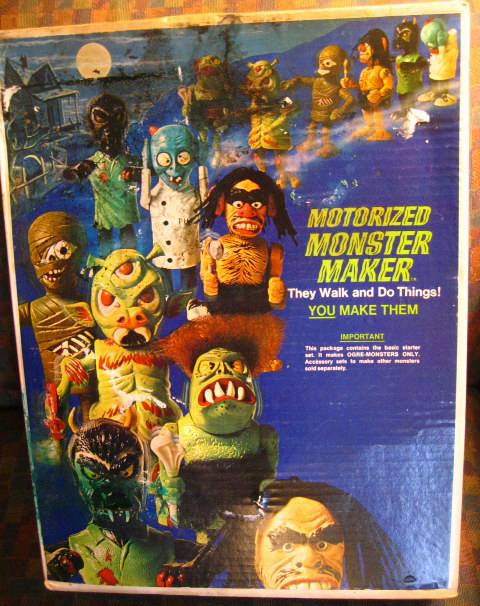 1969 Motorized Monster Maker
