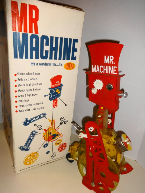 mr machine 1960