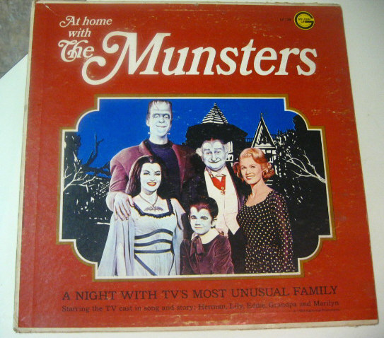 The Munsters LP