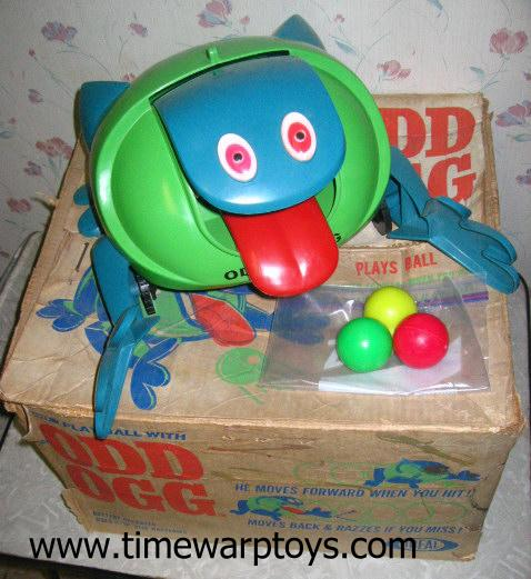 Odd Ogg by Ideal 1962 - Vintage Toy