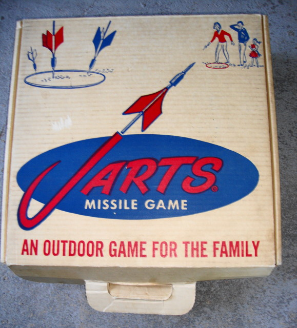 1960s Missile Jarts MIB