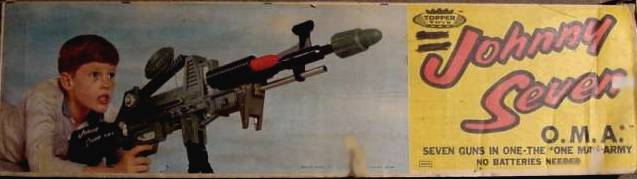 Top Vintage Toy Favorites - 1950s 1960s 1970s