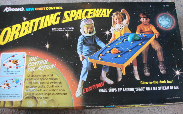 Orbiting Speeway by Kenner