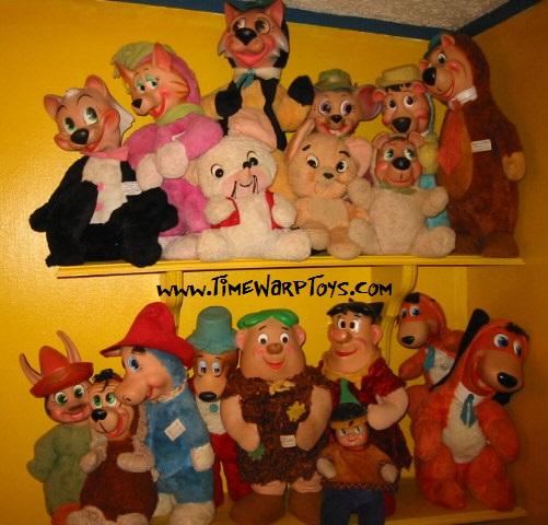 Hanna-Barbera Plush Characters