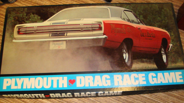 1967 Plymouth Drag Race Game