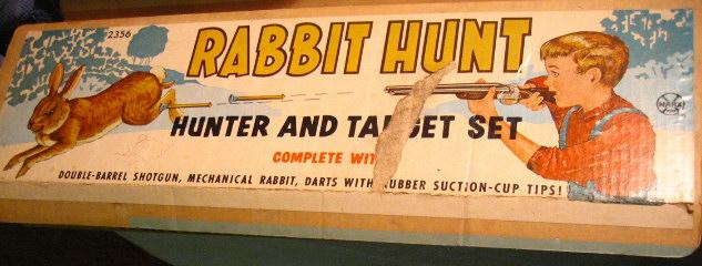 Rabbit Hunt Set