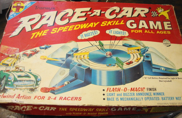 1961 Race A Car Game