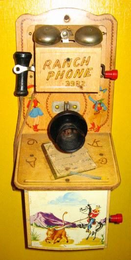 Cowboy Ranch Phone