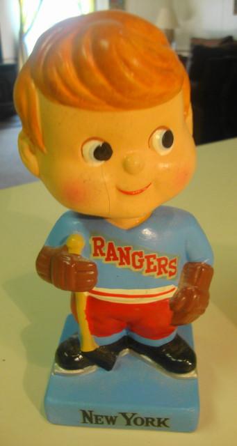 1960s NY Rangers Bobblehead - Japan