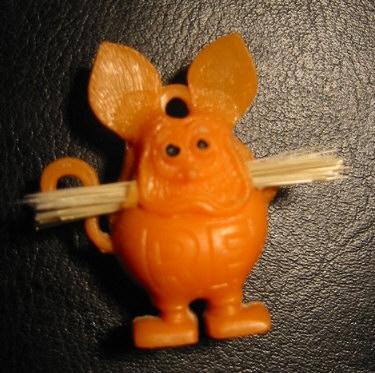 Rat Fink Charm