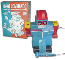 Robot Commando by Ideal