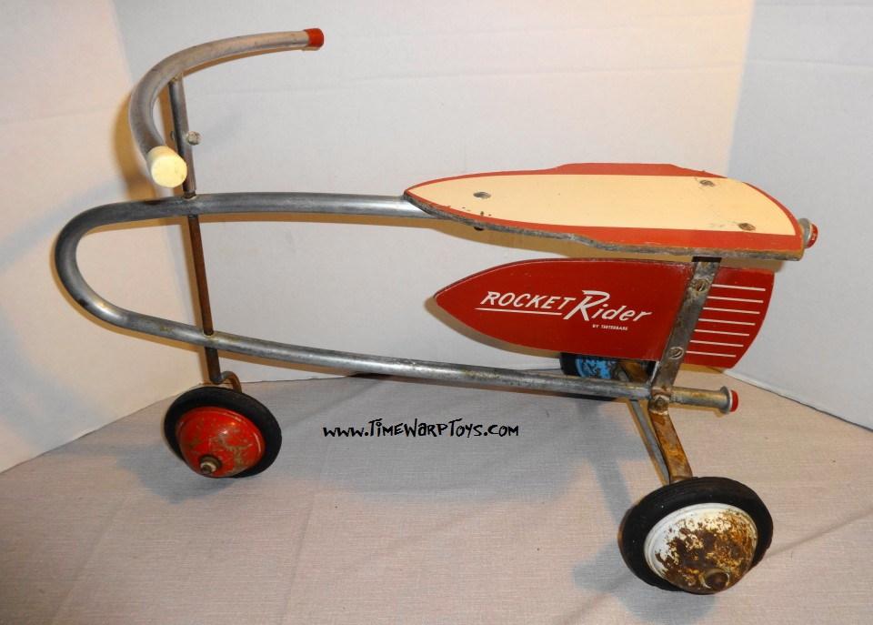 1950s Rocket Rider by Teeterbabe