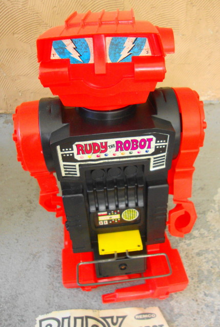 1968 Rudy The Robot by Remco