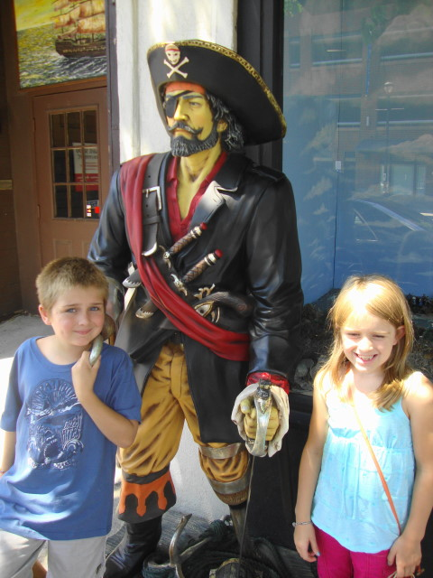 Pirate Museum Salem MA