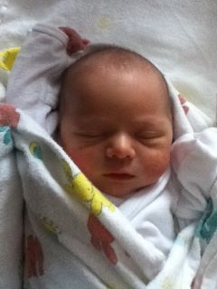 2 days old Sebastian!
