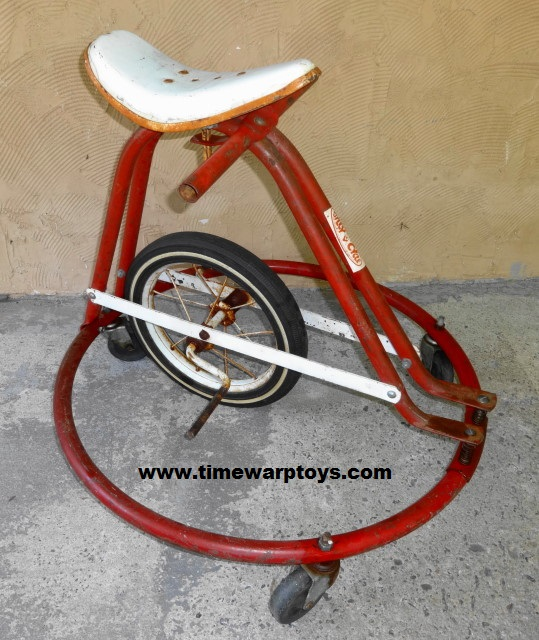 1960s Silly Cycle