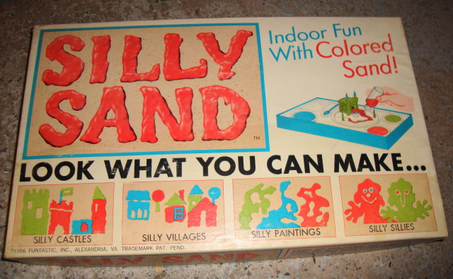 1966 Silly Sand