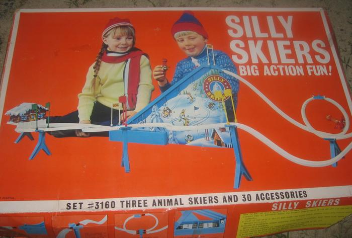 Silly Skiers 1972
