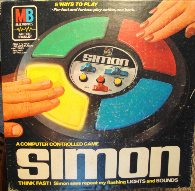 1978 Simon Game