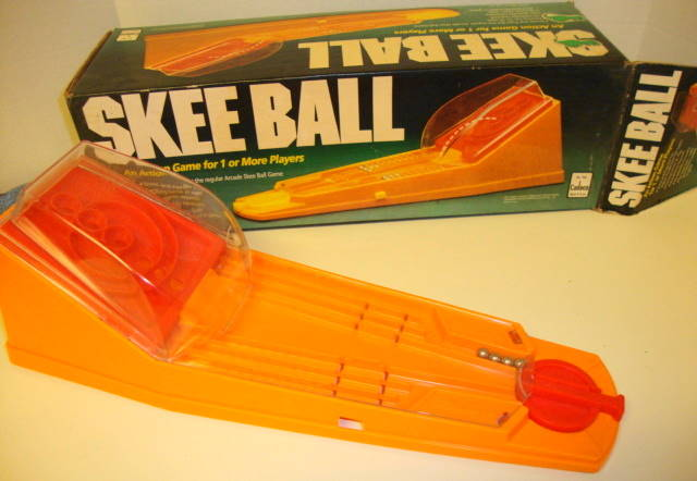 Skee Ball by Cadaco