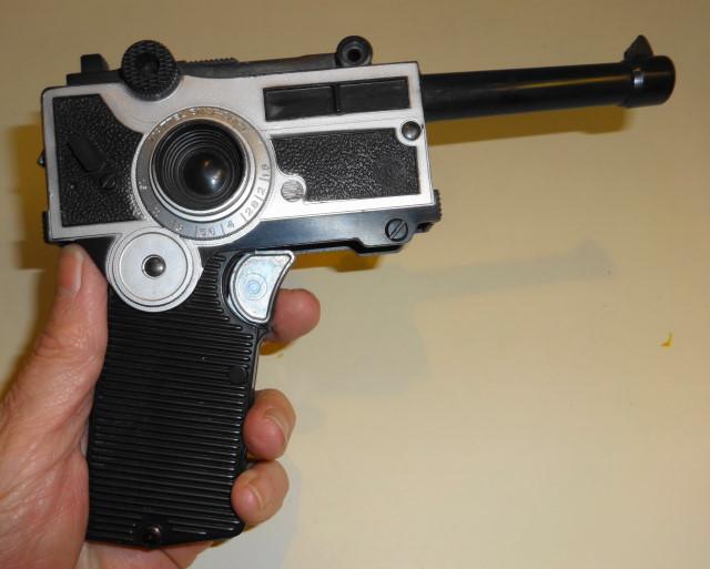 Agent Zero M Snap Shot Camera