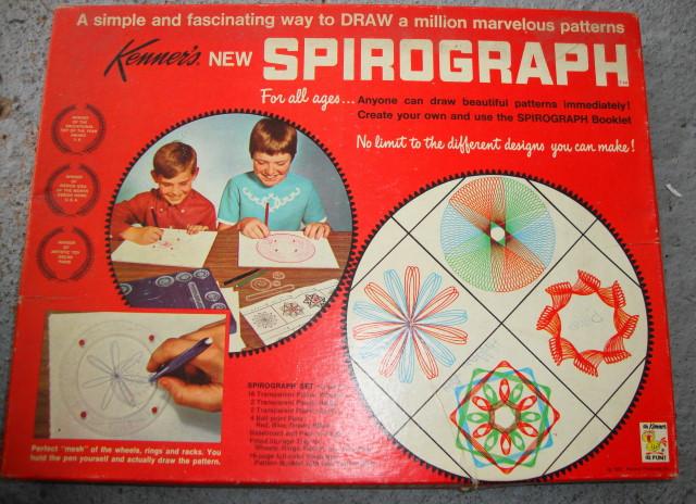 1969 Spirograph