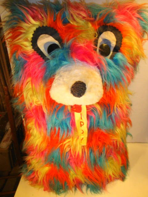 1960s Bippy Stuffed Animal
