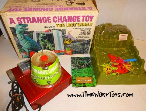 1967 Strange Change by Mattel
