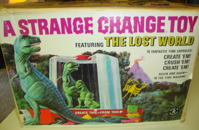 1967 Strange Change Machine