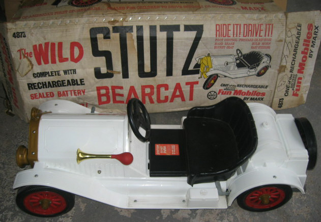 Stutz Bearcat by Marx