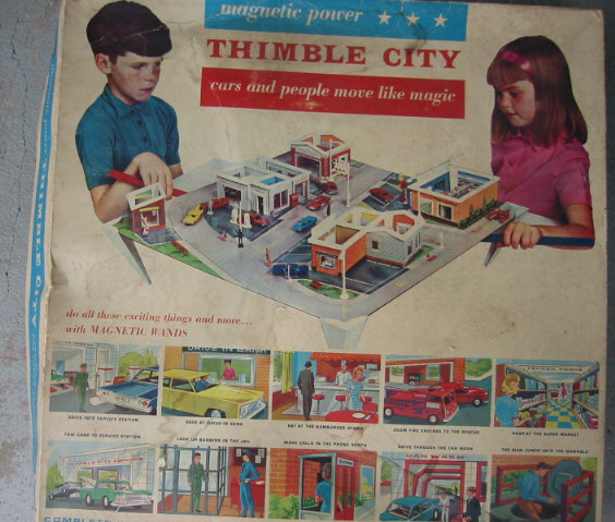 Thimble City by Remco