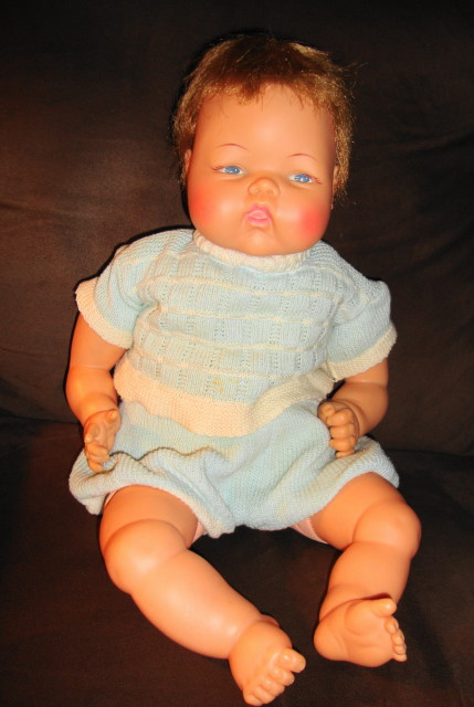 1960s Thumbelina Doll by Ideal 1960s