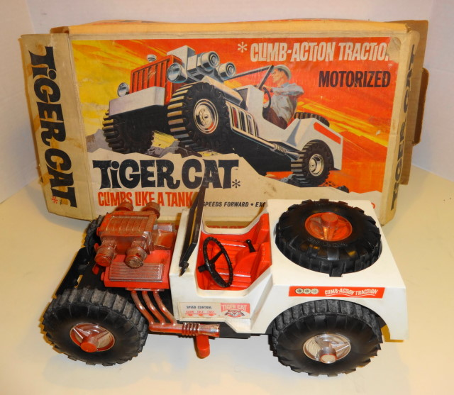 1965 Tiger Cat by Remco