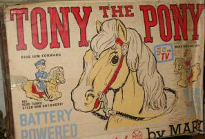 Tony The Pony Box