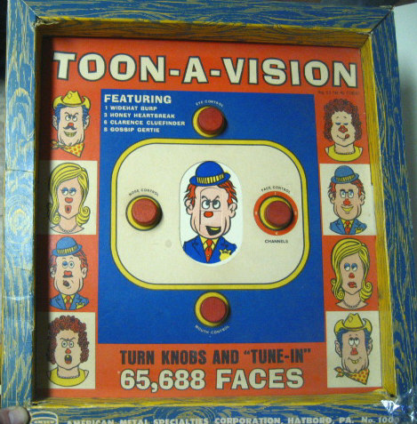 Toon A Vision