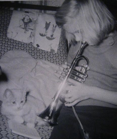 1962 Emenee Trumpet