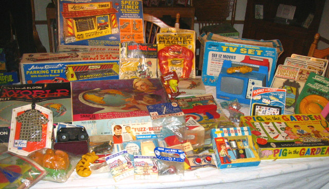 Estate Toys From Auction! Wowee!