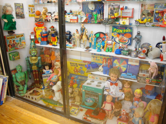 Toy Museum in Vermont