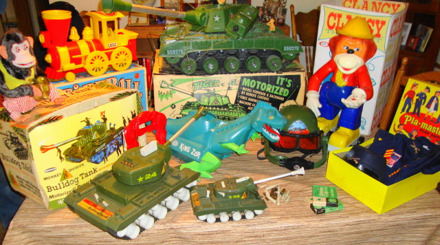 Cool 60s Toys!