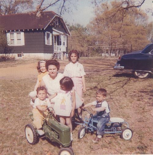 1962 Ride On Vehicles