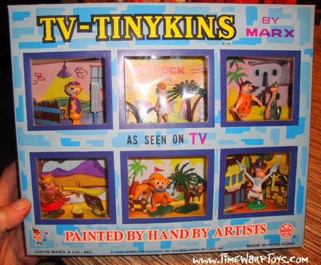 1961 TV Tinykins by Marx