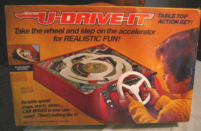U-Drive-It Game